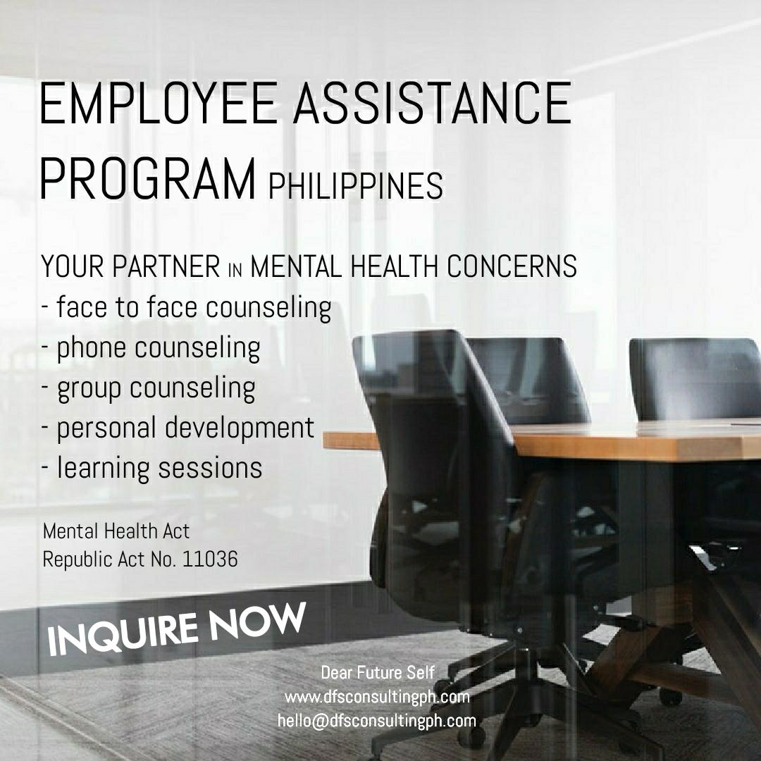 Employee Assistance Program Mental Health Service Provider Philippines