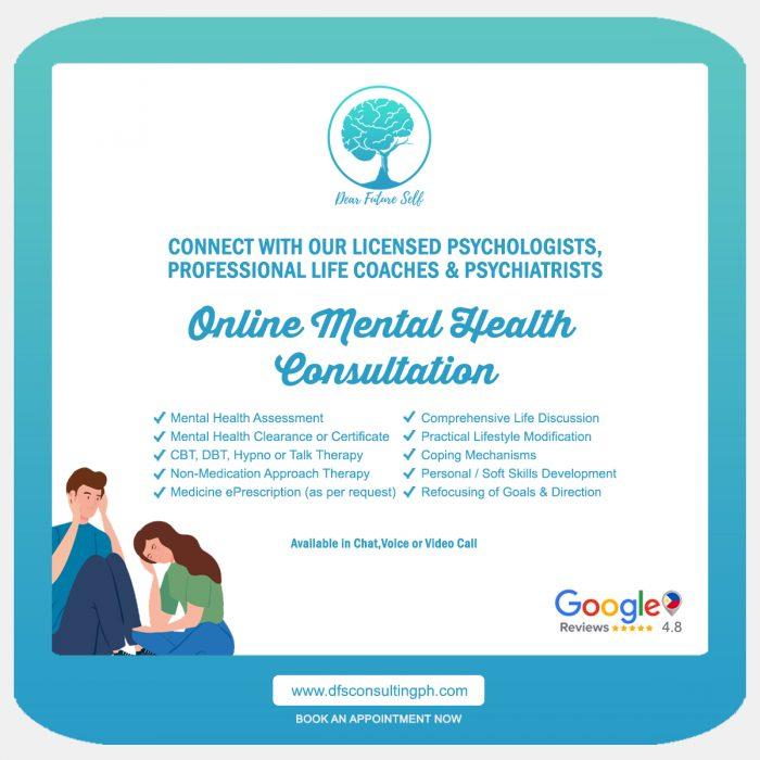 DFS general nline consultation