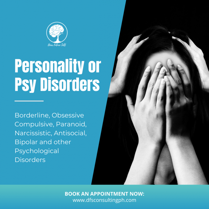 Personality or Psychological Disorders