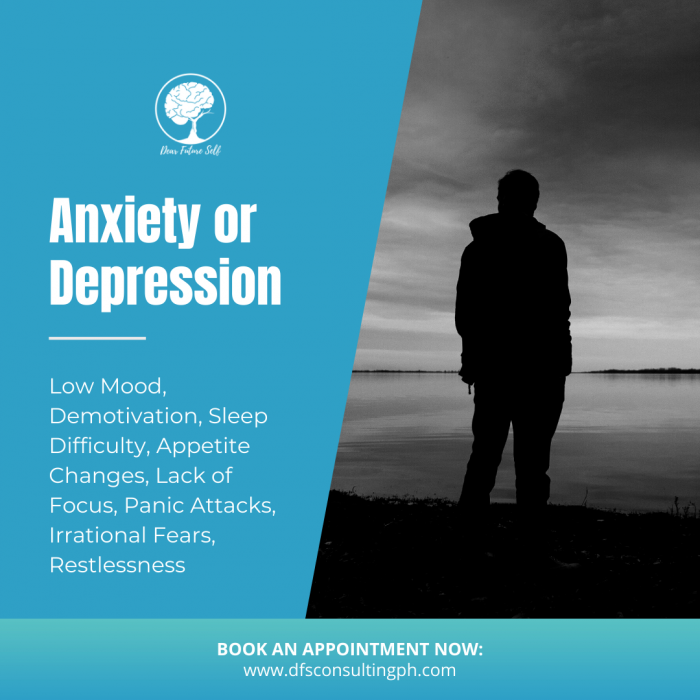 Anxiety or Depression