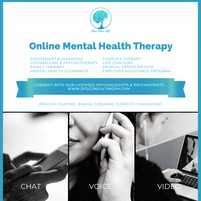 online psychological consultation mental health therapy