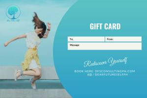 DFS Mental Health Gift Card Simple